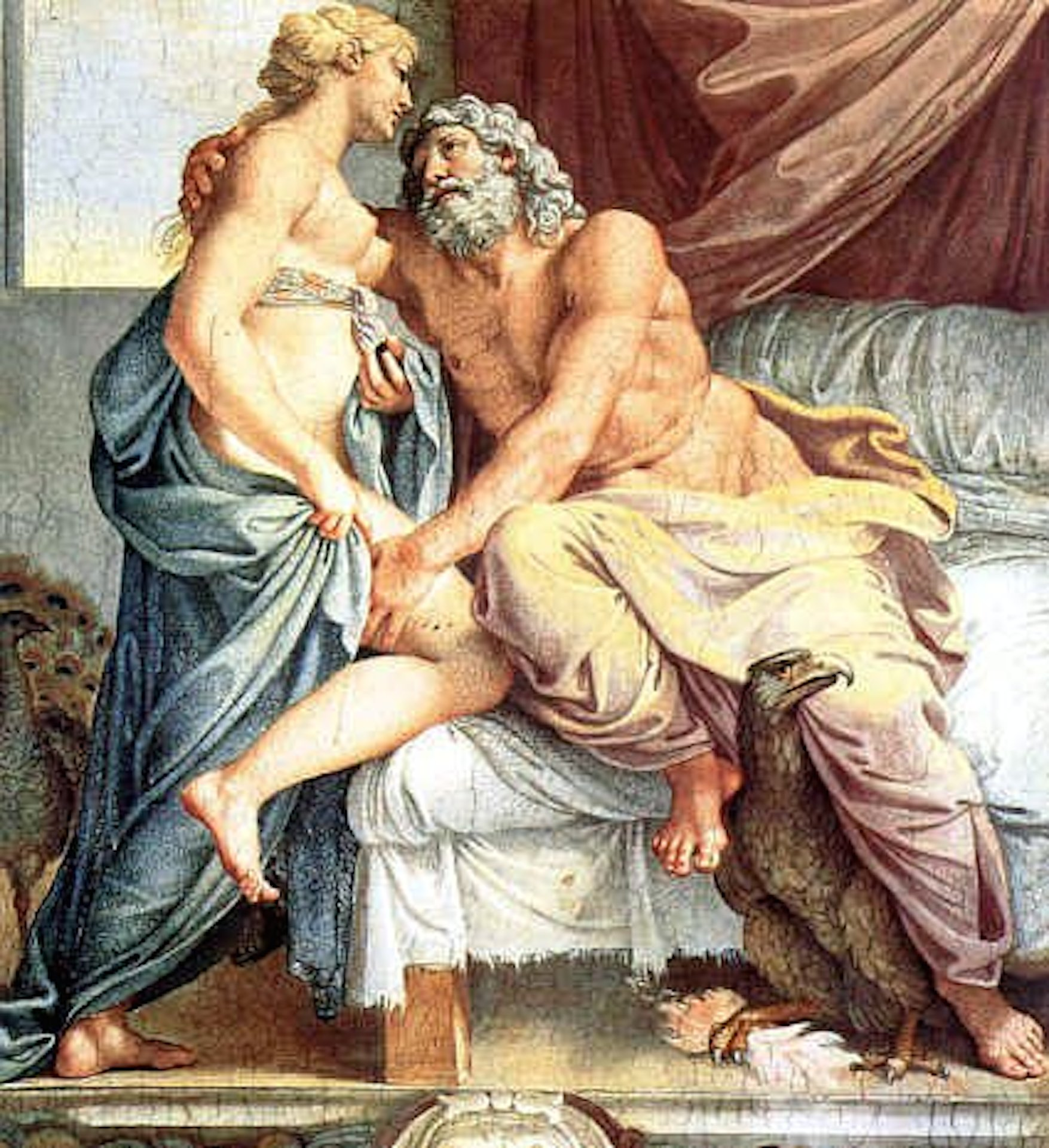 Carracci_-_Jupiter_et_Junon