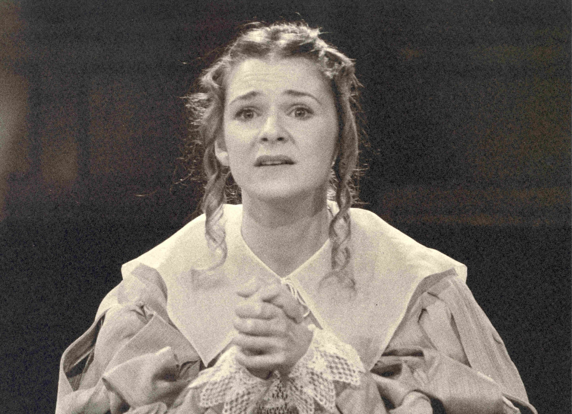 Lucy as Isabella